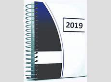 Agenda 2019 Personalizada Empresa Escola R$ 27,99 em