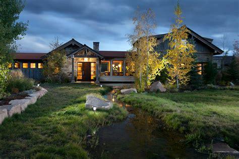chambre style loft demeure de charme au cœur de la nature américaine vivons
