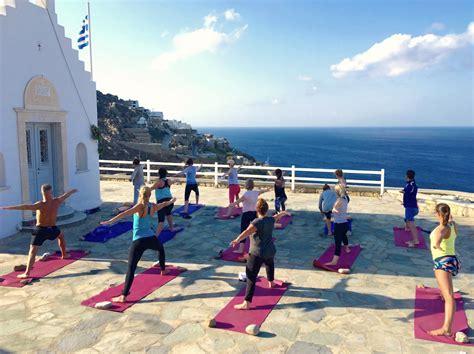 Luxury Yoga Retreats Mykonos 5 Star Greece Holidays