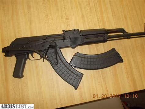 Ak-47 Sidefolder With Ammo