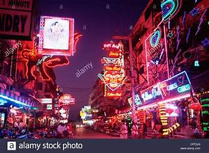Thailand, Pattaya, Nightlife Stock Photo: 43971949 - Alamy