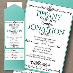 Beautiful wedding invitation jackets wedding invitation for Wedding invitations jacket pocket