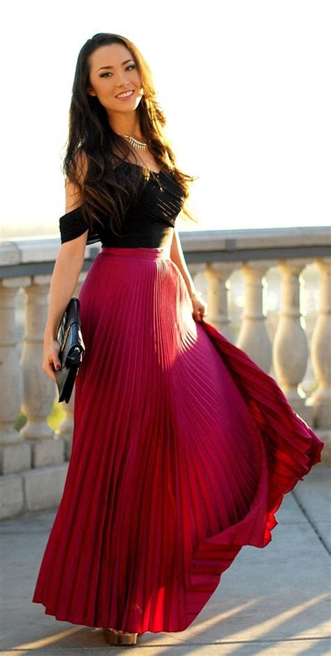 How to Wear the Hottest Skirt Styles u2013 Glam Radar