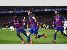 Barcelona vs PSG resumen, goles y video de la remontada