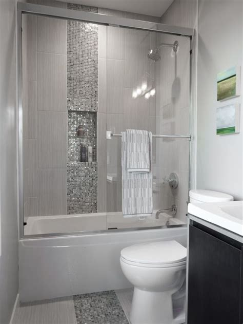 bathroom design ideas remodels photos with an alcove