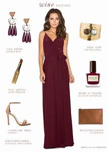354 best burgundy wedding ideas images on pinterest With burgundy dress for wedding guest
