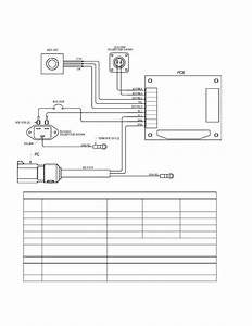 Wiring Diagram    Electrical Component Chart  Bug