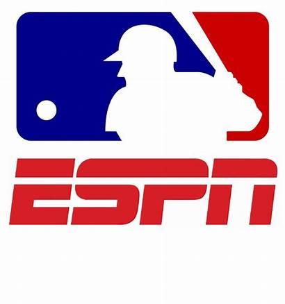 Espn Baseball League Major Logopedia Logos Wikia