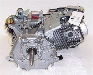 Honda Horizontal Engine 13 Hp Ohv 4 32 U0026quot  Tapered Shaft