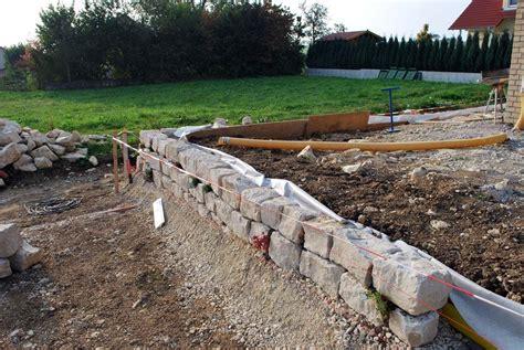Steingarten Selber Machen by Trockenmauer Bauanleitung Bauanleitung Zum Selber Bauen