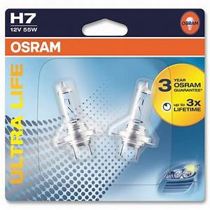 Reglage Phare Norauto : 2 ampoules osram h7 ultra life 12v 55w ~ New.letsfixerimages.club Revue des Voitures