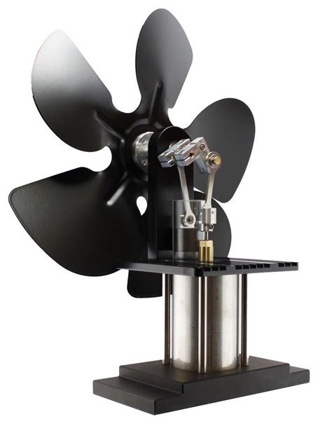 fan for wood stove top vulcan heat powered wood burning stove top fan eco