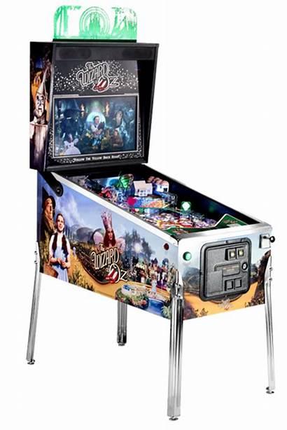 Pinball Wizard Machine Oz Woz Machines Jjp