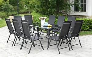 emejing salon de jardin plastique chez leclerc images With idee deco terrasse jardin 11 cuisine wenge noir