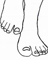Feet Clipart Drawing Template Foot Cliparts Clip Coloring Pair Line Transparent Male Base Pony Troyjr24 Library Clipartbest Webstockreview Sketch Deviantart sketch template