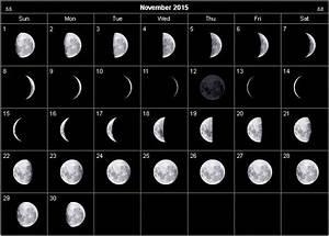 Monthly Stargazing Calendar for November 2015 - CosmoBC ...