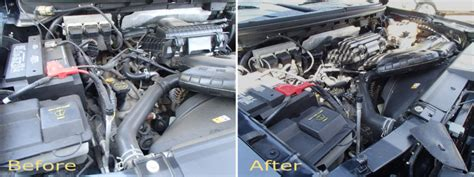 Boat Detailing Oklahoma City by Dix Auto Detailing Engine Detailing Prices