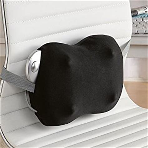 Brookstone Chair Back Massager by Brookstone Ineed Lumbar Pillow W