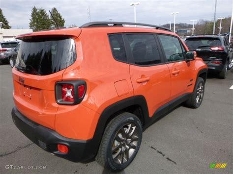 jeep renegade interior orange omaha orange 2016 jeep renegade latitude 4x4 exterior