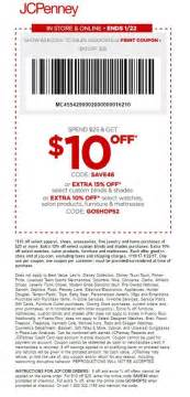 jcpenney coupons mobile 2017 2018 cars reviews