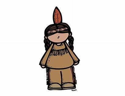 Thanksgiving Happy Melonheadz Clipart Pilgrim Pioneer November