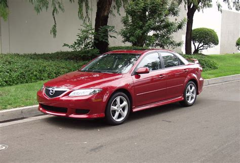 Mazda 6 Picture by 2003 Mazda 6 Picture Pic Image