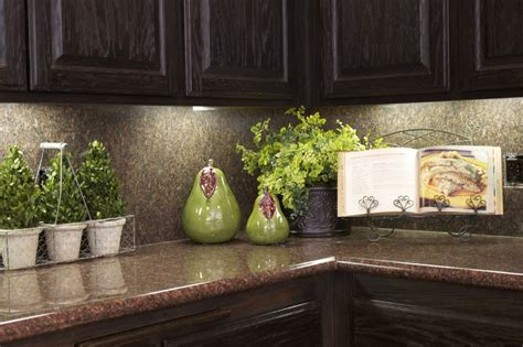 decorations for kitchen counters 3 kitchen decorating ideas for the real home countertop decorating and kitchens
