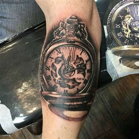 clock tattoo designs ideas design trends premium