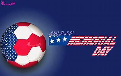 Memorial Happy Usa Wishes Football Poetrysync