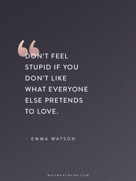 Then the eyes of the blind shall be opened, and the ears of the deaf shall be unstopped. #Wednesday Wisdom - Don't Feel Stupid... | Life quotes, Words quotes, Emma watson quotes