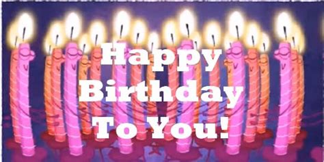 dancing birthday candles  funny birthday wishes ecards