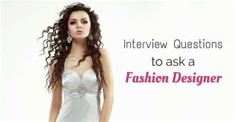 Best Fashion Designer Interview Questions And Answers