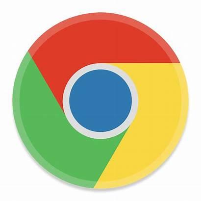 Icon Chrome Google Icons App Button Ico