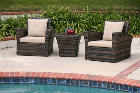 resin wicker patio furniture home