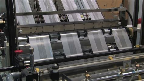 water treatment plant technology lot  bent metal tubes stock footage video