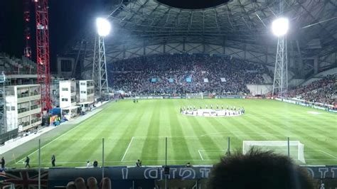 hd om arsenal    stade velodrome virage