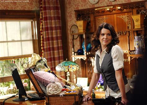 lorelai owned  dream inn    perfect words
