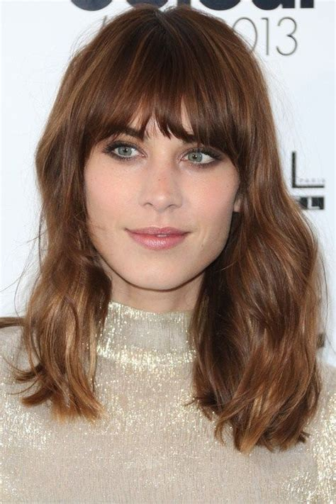 Fringe Hairstyles by 25 Best Fringe Hairstyles To Refresh Your Look Hair
