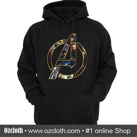 avengers infinity war hoodie ozcloth