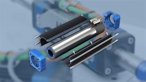 Where tubular linear motors blow away pneumatics - Manufacturers' Monthly