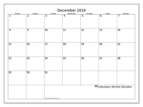 december  calendar ss michel zbinden en