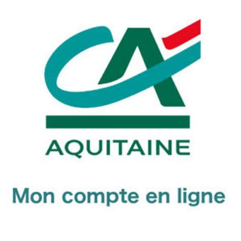 www ca aquitaine fr cr 233 dit agricole aquitaine mon compte en ligne