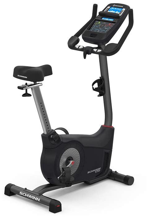 Schwinn 170 Upright Exercise Bike Review - Popular ...