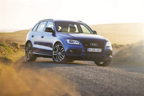 2016 Audi SQ5 Plus Review - photos   CarAdvice