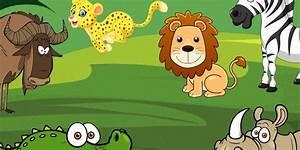 Jeux De Jungle : petits jeux animaux de la jungle ~ Nature-et-papiers.com Idées de Décoration