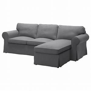 Sofa Füße Ikea : ektorp two seat sofa and chaise longue nordvalla dark grey ikea ~ Sanjose-hotels-ca.com Haus und Dekorationen