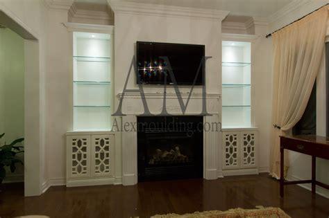 build  wall tv entertainment units custom bookcases