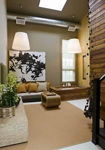 Spa Einrichtung Zuhause : minimalistische meditation raum designs verbesserung und beruhigung ~ Markanthonyermac.com Haus und Dekorationen