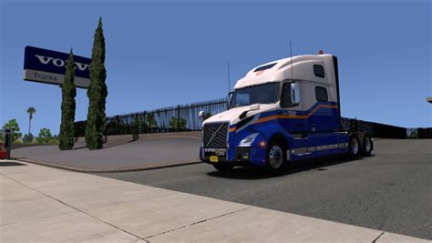 pack  skins  volvo vnl  ats american truck