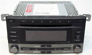 2009 2010 2011 Fits Subaru Forester Factory Stereo Mp3 Cd